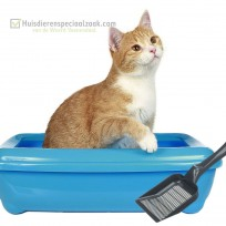 Kattenbak/vulling