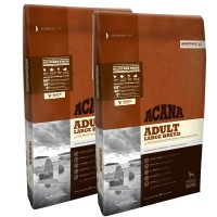 Acana Heritage Adult large breed 22.8KG 2x11.4KG