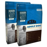 Acana Heritage Adult Dog cobb chicken en greens 22.8KG 2x11,4KG