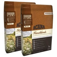 Acana Regionals Ranchlands Dog 22.8LK 2x11.4KG