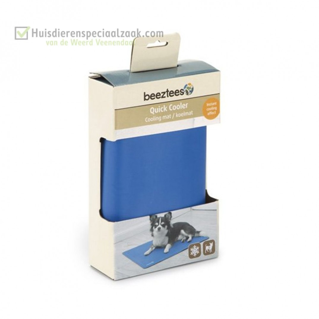 Beeztees Quick Cooler Koelmat, Maat S