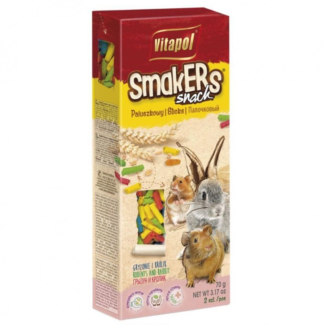 Vitapol smakers stok voor knaagdieren staaf mix 90 gram