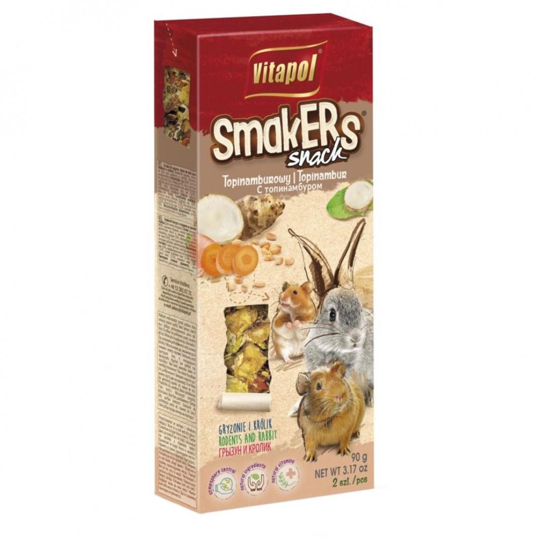 Vitapol smakers, stok voor knaagdieren topinamboer 90 gram