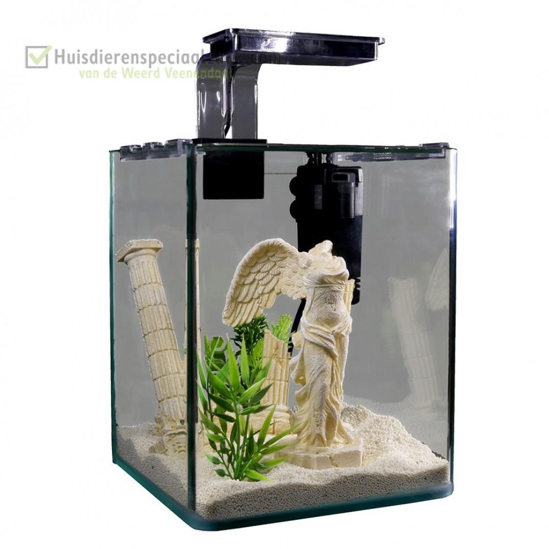 Urbyss Q1 kubisch volglas aquarium