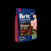 Brit premium by nature adult L