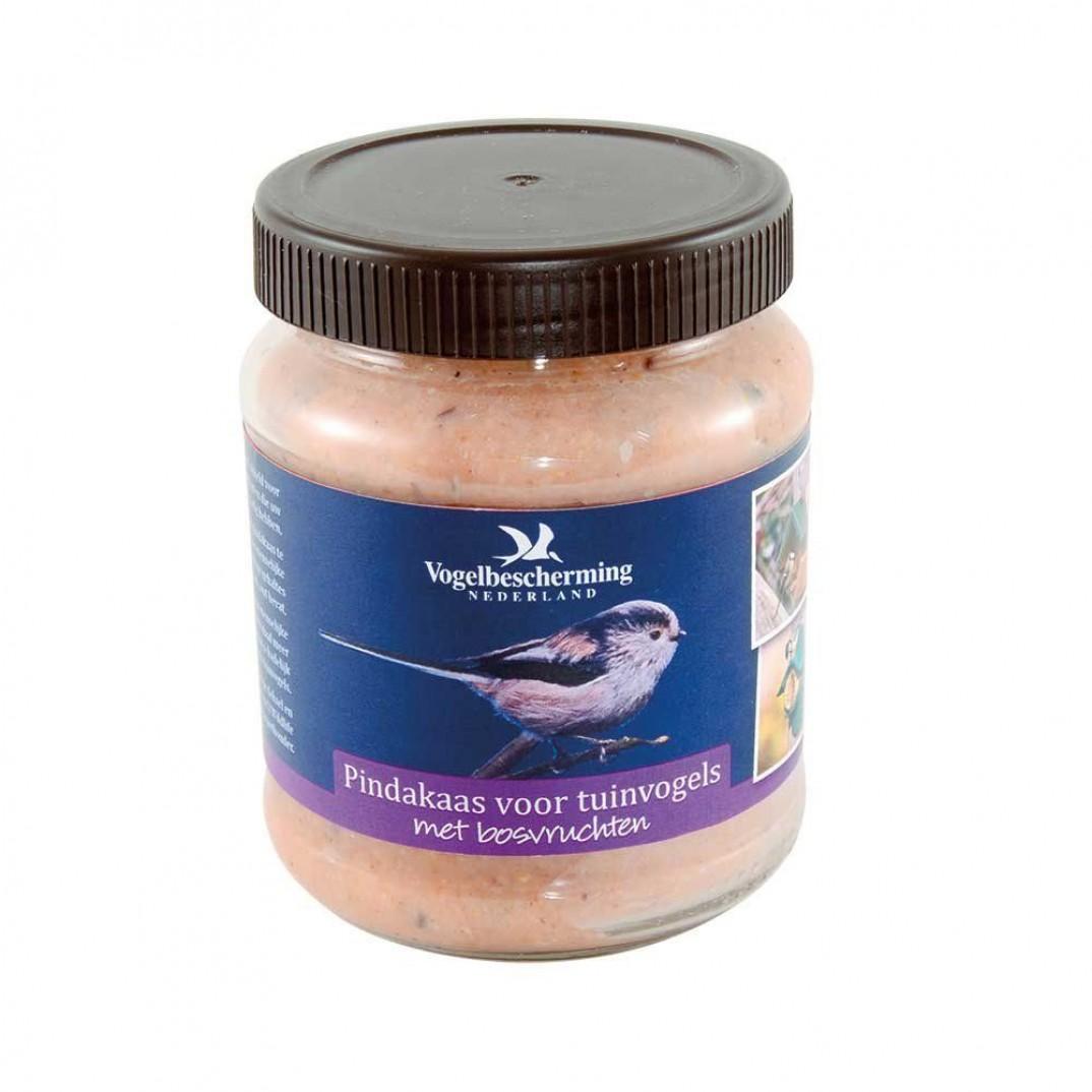 Vogelbescherming pindakaas bosvruchten