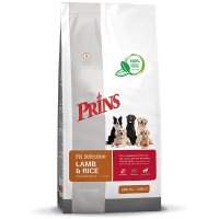 Prins Fit Selection aldult hypoallergic lamb rice 2 of 15kg