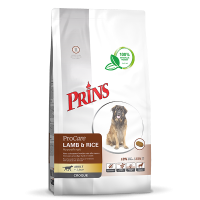 Prins Procare Croque adult hypoallergic lamb en rice 2 of 10KG