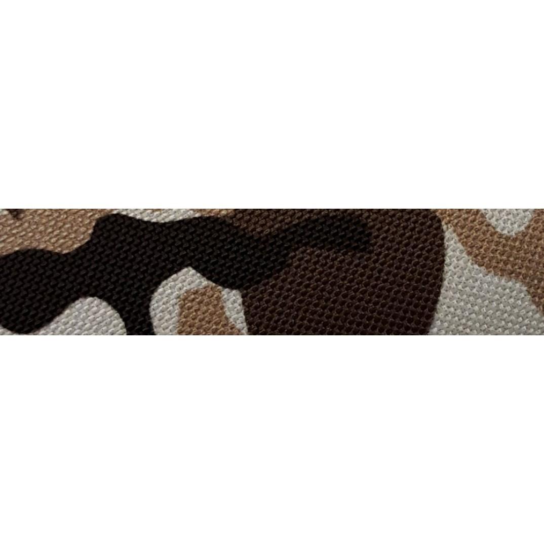 Tre Ponti Fibbia camouflage bruin